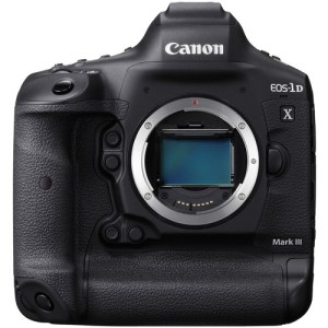 Canon EOS-1D X Mark III DSLR Camera body