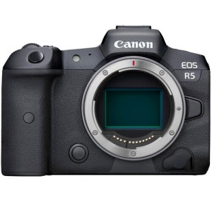 Canon EOS R Mirrorless Camera Body Uk USED with Adaptor