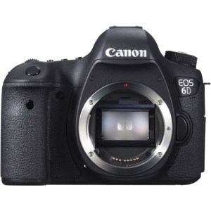 Canon EOS 6D DSLR Camera (Uk Used)
