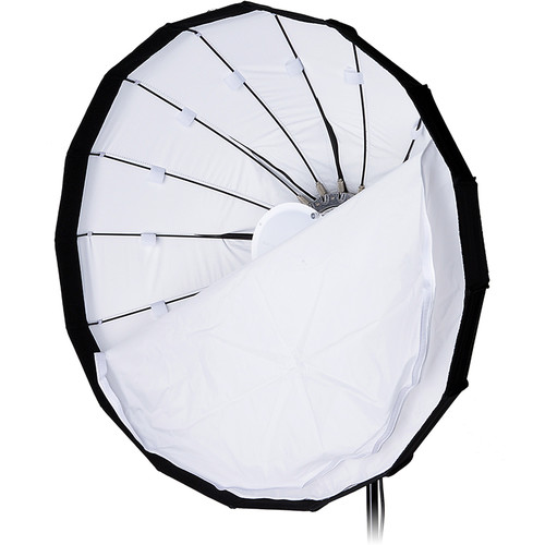 Foldable Beauty Dish Softbox Combo for Bowens