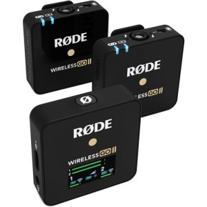 Rode Wireless GO II Digital Wireless Microphone