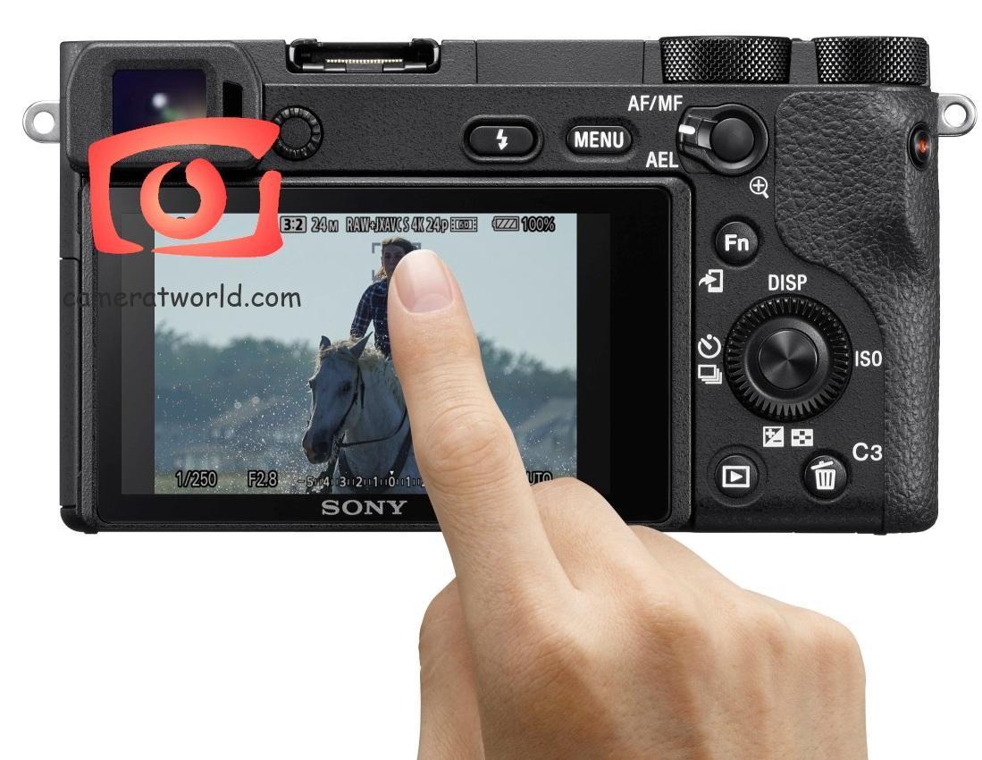 كاميرا سوني Α6500 -3