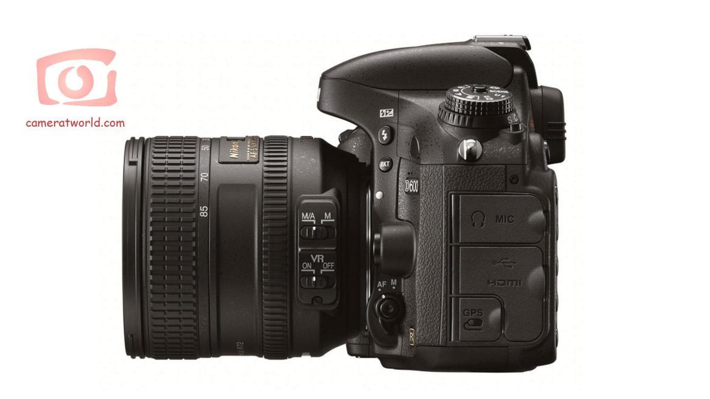 مراجعة لكاميرا نيكون D600 -2