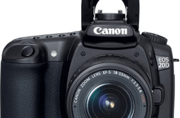 Canon EOS-20D Manual User Guide 1