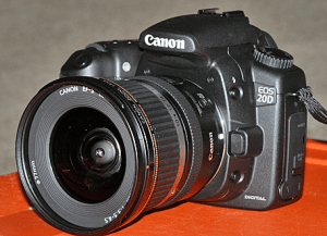 Canon EOS-20D Manual Use Guide