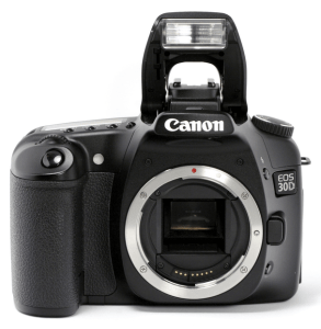 Canon EOS-30D Manual User Guide