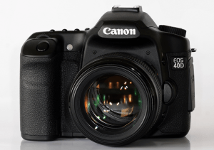 Canon EOS-40D Manual User Guide.