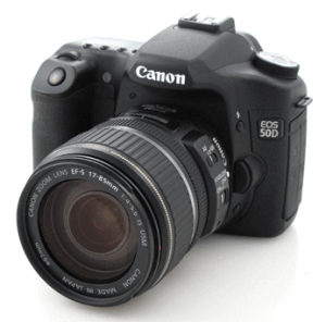 Canon EOS-50D Manual