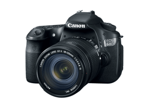 Canon EOS-60D Manual..