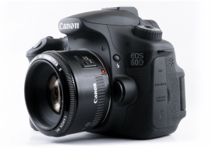 Canon EOS-60D Manual