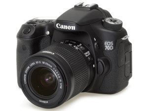 Canon EOS-70D Manual User Guide