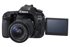 Canon EOS-80D Manual User Guide..