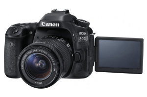 Canon EOS-80D Manual User Guide..