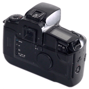 Canon EOS A2-A2E Manual User Guide.