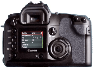 Canon EOS-D30 Manual User Guide,