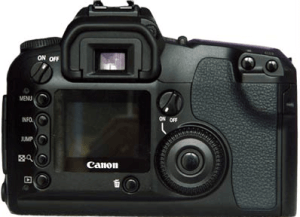 Canon EOS-D60 Manual User Guide