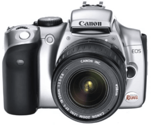 Canon EOS Digital Rebel Manual User Guide(1)
