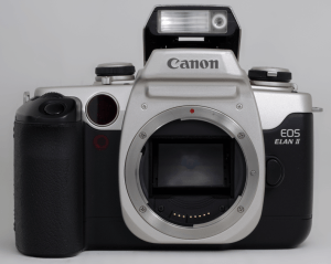Bring it Back! The Canon EOS ELAN II and IIE Manual For User Guidance,