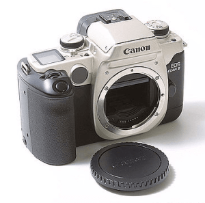Bring it Back! The Canon EOS ELAN II and IIE Manual For User Guidance.