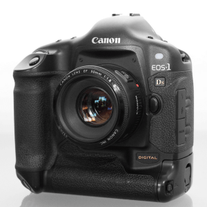 CANON EOS-1D Manual, The Manual of Canon's First Runner DSLR