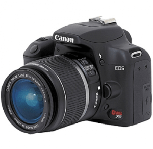 CANON EOS Rebel XS Manual, a Guidance to Canon Clean Shoot Camera