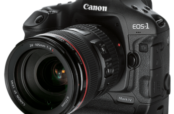 Canon EOS-1D Mark IV Manual, a User Guide for Professional Shooter 1