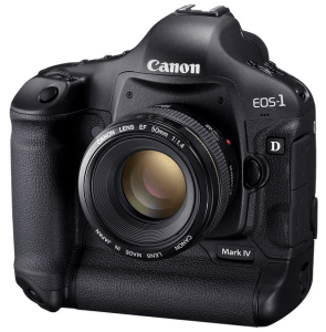 Canon EOS-1D Mark IV Manual, a User Guide for Professional Shooter