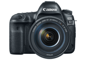 Canon EOS 5D Mark IV, The New Camera with Monstrous Resolution,