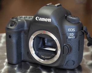 Canon EOS 5D Mark IV, The New Camera with Monstrous Resolution.