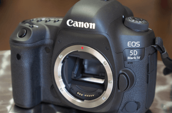 Canon EOS 5D Mark IV, The New Camera with Monstrous Resolution 1