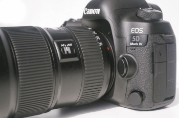Canon EOS 5D Mark IV Manual User Guide 1