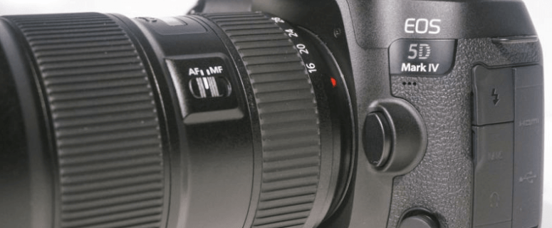 Canon EOS 5D Mark IV Manual User Guide 5