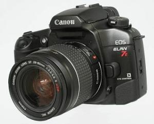 Canon EOS ELAN 7 and 7E Manual..