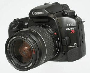 Canon EOS ELAN 7 and 7E Manual..