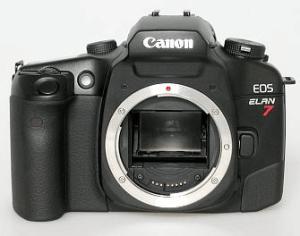 Canon EOS ELAN 7 and 7E Manual.