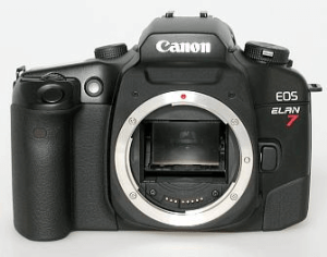 Canon EOS ELAN 7 and 7E Manual.
