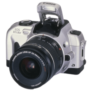 Canon EOS IX Lite Manual, a Manual for Canon Solid Camera Product