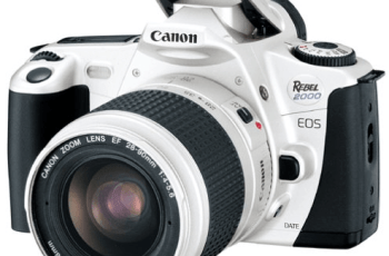 Canon EOS Rebel 2000 Manual User Guide, A perfect Guidance for Rebel Users 1