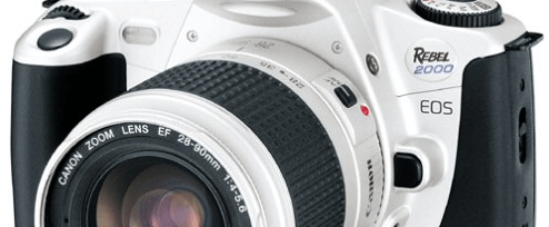 Canon EOS Rebel 2000 Manual User Guide, A perfect Guidance for Rebel Users 3