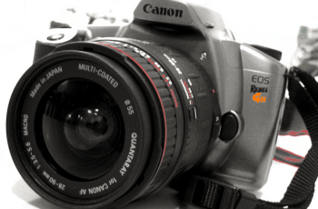 Canon EOS Rebel GII Manual: A Manual to Outstanding Film Camera 1