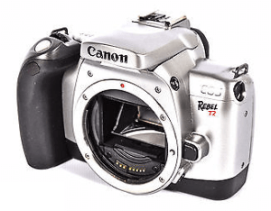 Canon EOS Rebel T2 Manual Superb Feature Camera for Professional