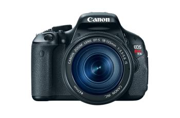 Canon EOS Rebel T3i Manual: Powerful Downgraded Camera Manual 1