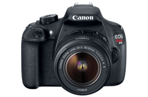 Canon EOS Rebel T5 Manual Standard Features Camera Manual,