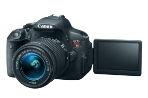 Canon EOS Rebel T5i Manual User Guide for Upgraded Rebel Version,