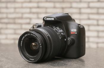 Canon EOS Rebel T6 Manual, a Camera Manual for Beginner Photographer 2