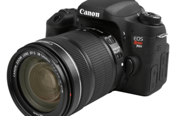 Canon EOS Rebel T6s Manual: A Manual of Super Cloned Canon Camera 1
