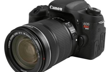 Canon EOS Rebel T6s Manual: A Manual of Super Cloned Canon Camera 2