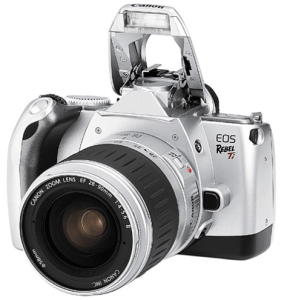 Canon EOS Rebel Ti Manual, a Rebel Ti Camera Manual for Your Ease and Simplicity,