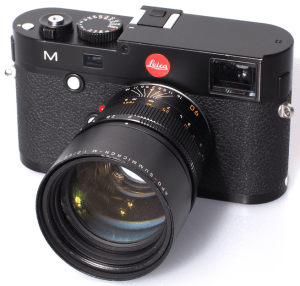 Leica M Typ 240 Manual Guide: a Guide to Leica High Performance Camera with Traditional Taste