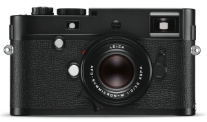 Leica M typ 246 Manual User Guide, a Guide to Leica's Monochrome Camera